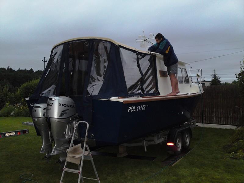 Jacht motorowy Bonito 760