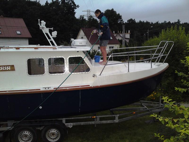 Bonito 760 jacht motorowy