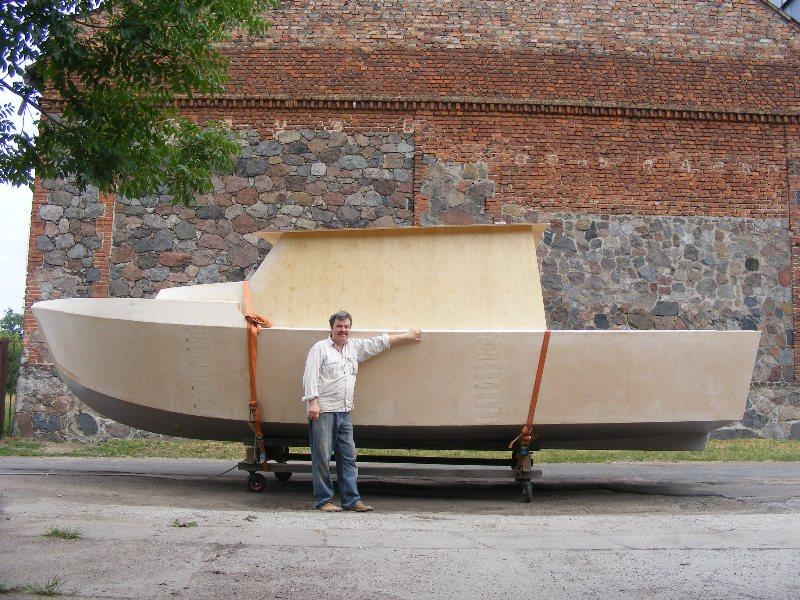 Bonito 700 jacht motorowy