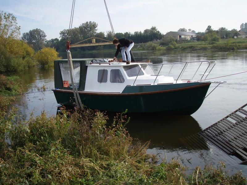 jacht motorowy Bonito 700