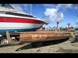 """Remont przedwojennej łodzi klasy """"L"""" (część 9)"""